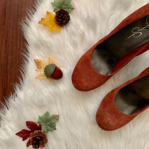JESSICA SIMPSON | Kellie Wedge Heels | Size 10